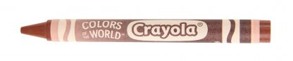 Crayola 32 Pieces, Colors of the World, Multicultural Crayons, Unisex Child