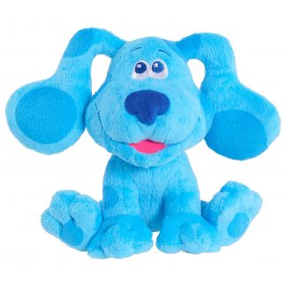 Blue's Clues & You! Beanbag Plush Blue, Plush Basic, Ages 3 Up, by Just Play