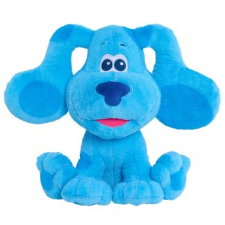Blue's Clues & You! Big Hugs Blue, 16-inch plush, Plush Basic, Ages 3 Up, by Just Play