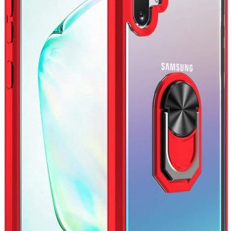 """Amuoc Samsung Galaxy Note 10 Plus Case, [ Military Grade ] 15ft. Drop Tested Protective Case 