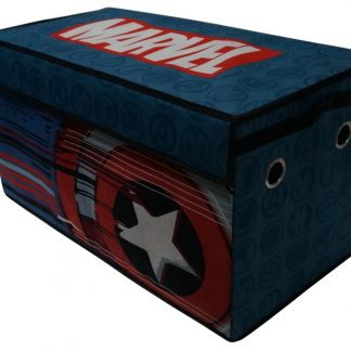Avengers Soft Collapsible Storage Toy Box Trunk