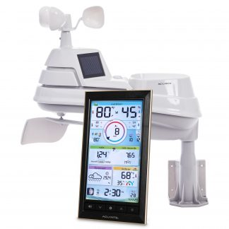 AcuRite Iris (5-in-1) Weather Station with Color Display (01539MCB)