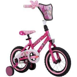 12-inch Disney Minnie Mouse Bike for Girls' by Huffy