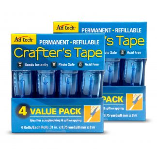AdTech Crafter's Permanent Double Sided Adhesive Tape