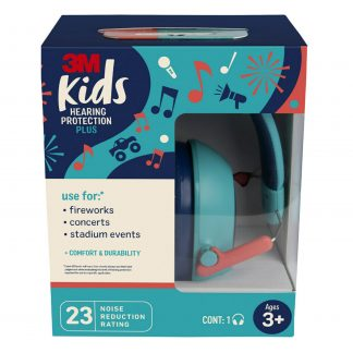 3M™ Kids Hearing Protection Plus, Teal