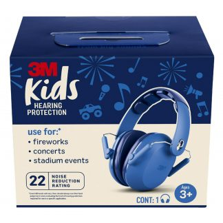 3M™ Kids Hearing Protection, Blue