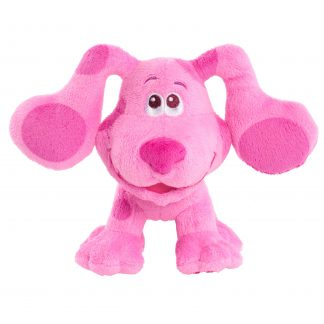 Blue's Clues & You! Beanbag Plush Magenta, Plush Basic, Ages 3 Up, by Just Play