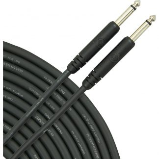 D'Addario Classic Instrument Cable Straight-Straight