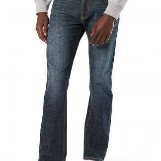 Signature by Levi Strauss & Co. Men's and Big Men's Bootcut Fit Jean