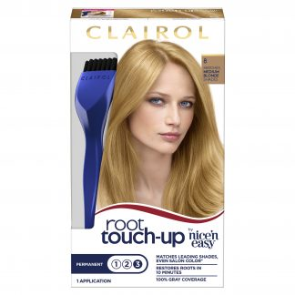 Clairol Root Touch-Up Permanent Hair Color Crème 5A Medium Ash Brown, 1 Application
