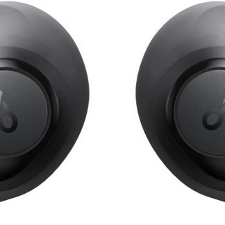 Anker Soundcore Life Dot 2 True Wireless Earbuds, 100 Hour Playtime, 8mm Drivers, Superior Sound, Secure Fit with AirWings, Bluetooth 5, Comfortable Design for Commute, Sports, Jogging