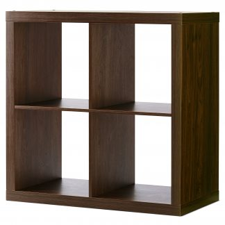 Better Homes & Gardens 4-Cube Square Storage Organizer, Multiple Finishes