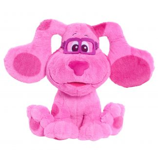 Blue's Clues & You! Big Hugs Magenta, 16.5-inch plush, Plush Basic, Ages 3 Up, by Just Play