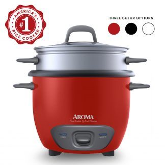 Aroma Housewares, Aroma Rice Cooker & Food Steamer, 1 rice cooker