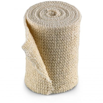 ACE Brand Self-Adhering Elastic Bandage, 3 in., Ideal for All Sports, Beige