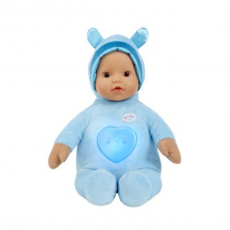 BABY born Goodnight Lullaby Baby with sounds and lights- Blue Eyes