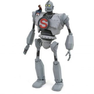 """11.25"""" Select Classic 1999 Iron Giant Action Figure"""