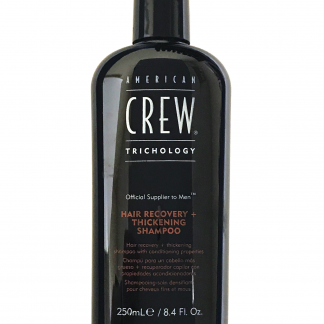 American Crew Hair Recovery+ Thickening Shampoo 8.4 Oz, Shampoo With Conditioning Properties
