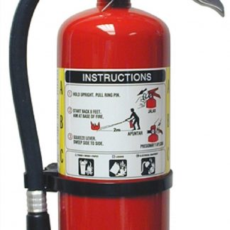 603813205695 Amerex B402 ABC Fire Extinguisher-2021 Tagged and Certified for fire inspections.