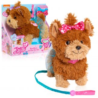 BowBow on the Go Go, Plush Animated, Ages 3 Up, by Just Play