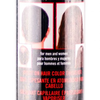 Jerome Russell Spray On Hair Color Thickener, Silver/Grey, 3.5 Oz