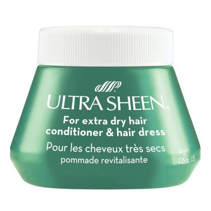 Ultra Sheen Conditioner & Hair Dress for Extra-Dry Hair, 2.25 oz