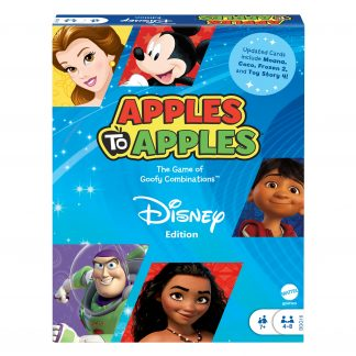 Apples to Apples Disney Edition Card Game for 4-8 Players Ages 7Y+